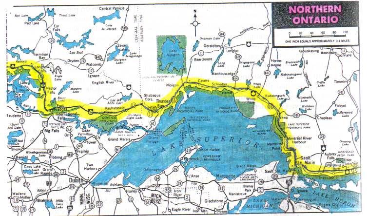 Northern Ontario I